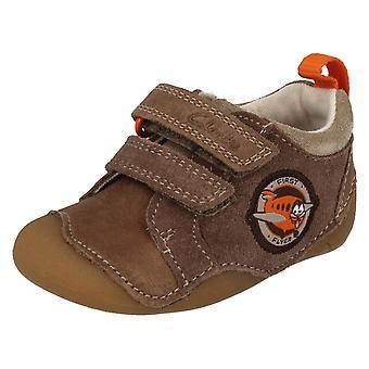 Clarks Jungs Cruisen Schuhe kleine Flügel