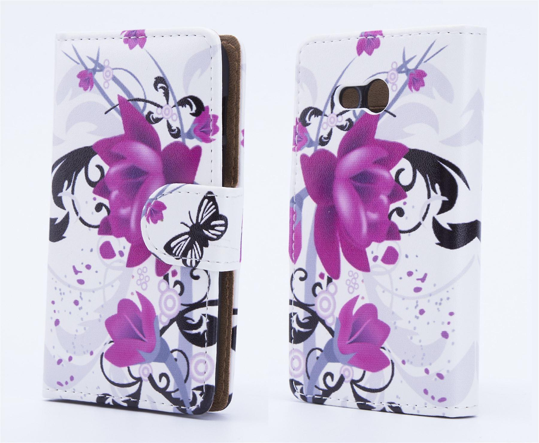 Design book for Alcatel Pixi 4 (5.5) - Purple Rose