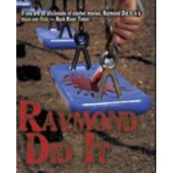 Raymond Did It [BLU-RAY] USA import