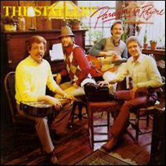 Statler Brothers - Pardners in Rhyme [CD] USA import