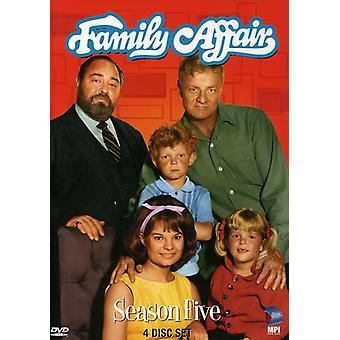 Family Affair - Family Affair: säsong 5 [DVD] USA import