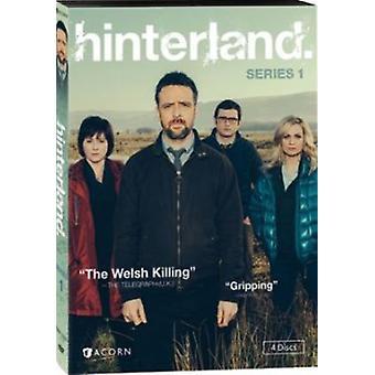 Hinterland: Series 1 [DVD] USA import