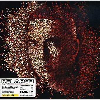 Eminem - Relapse [CD] USA import
