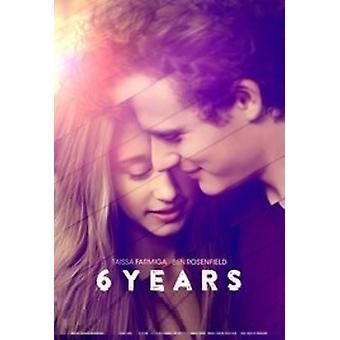 6 jaar [DVD] USA import