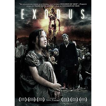 Exodus [DVD] USA import