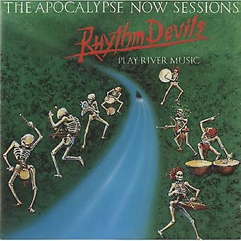 Rhythm Devils - Apocalypse Now Sessions [CD] USA import