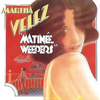 Martha Velez - Matinee Weepers [CD] USA import