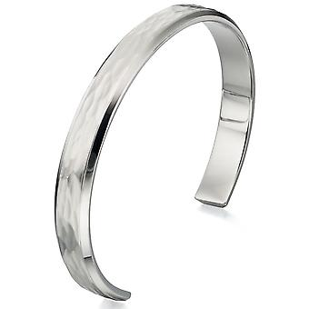 Stainless Steel Brushed And Polished Bracelet