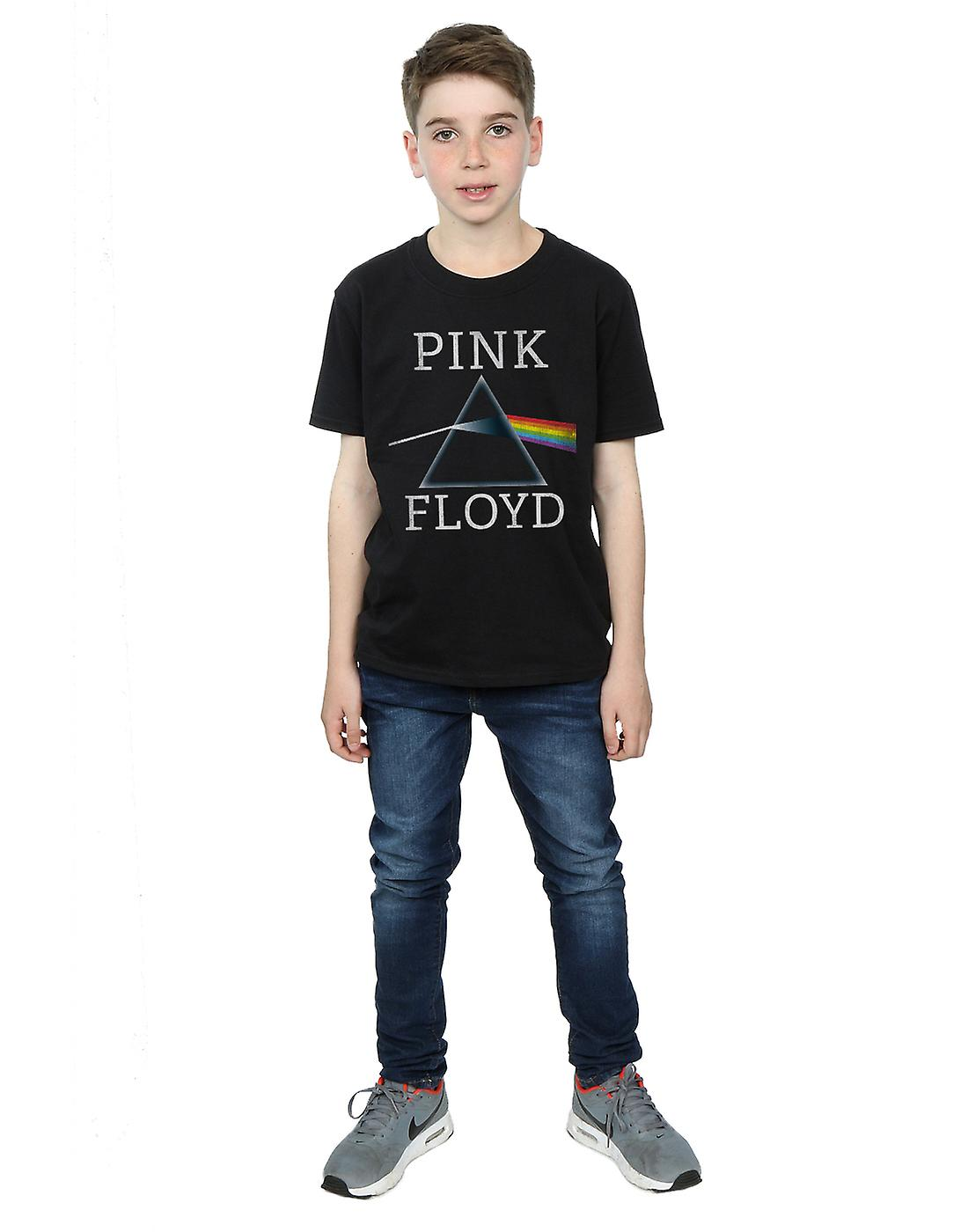 Pink Floyd Boys Dark Side of The Moon Prism T-Shirt