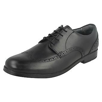 Kızlar Startrite Okul Ayakkabıları Brogue