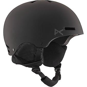 Anon Raider casco - negro