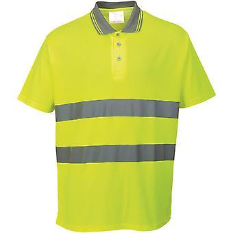 Portwest Mens confort respirant Polo Shirt