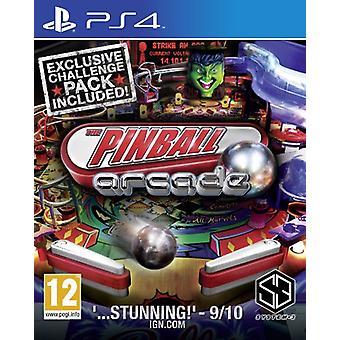 Pinball Arcade (PS4) - Nouveau