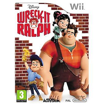 Wreck-It Ralph (Nintendo Wii) - Nouveau