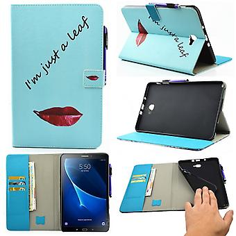 Cover motif 55 case for Samsung Galaxy tab A 10.1 T580 / T585 2016