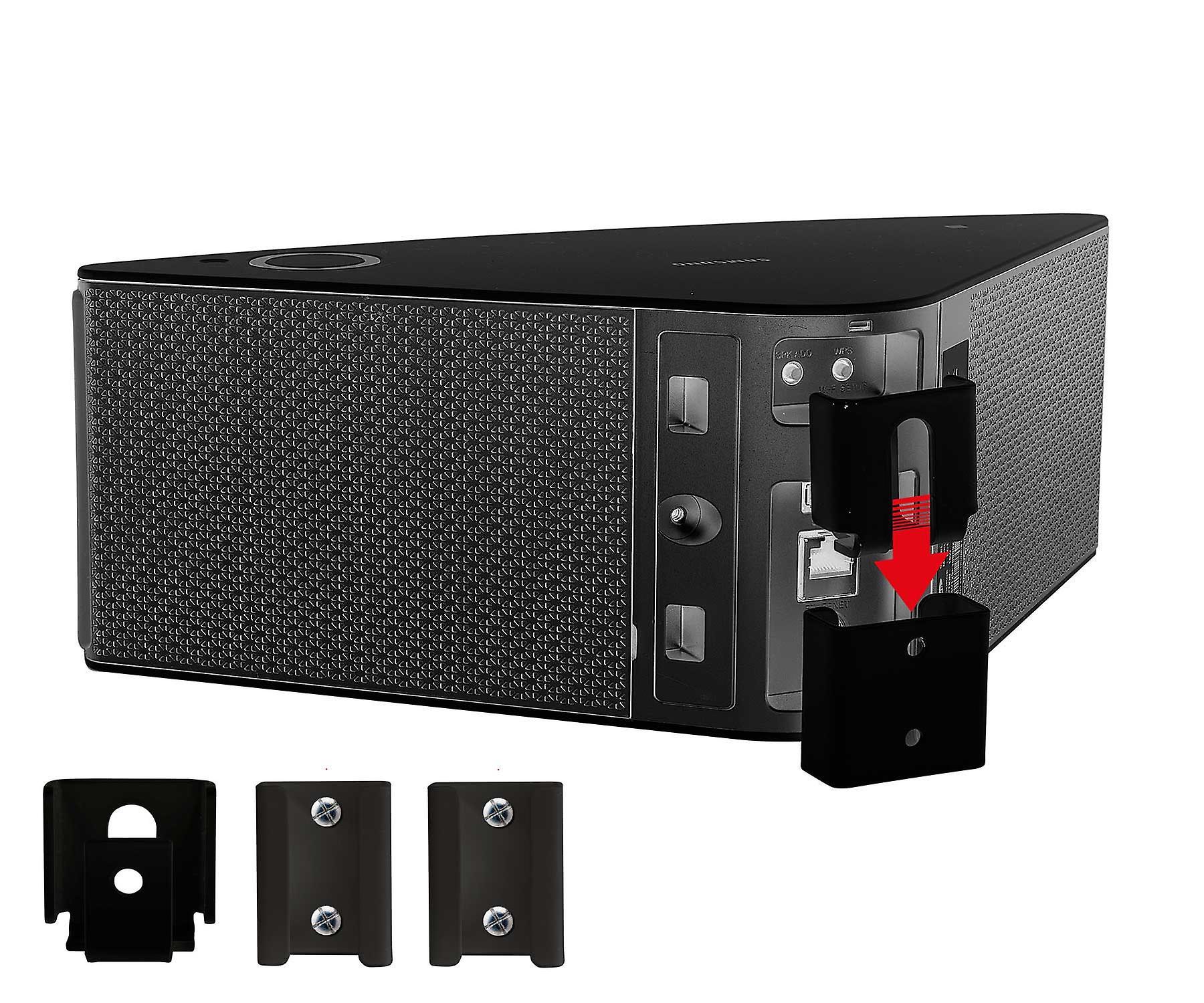 Vebos portable wall mount Samsung M3 WAM350 black