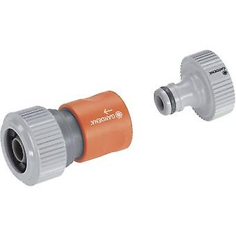 GARDENA 01750-20 Juego de conectores de bomba 30,3 mm (1) IT