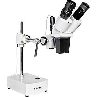 Bresser Optik Biorit ICD-CS ستيريو المجهر مناظير 20 × الضوء المنعكس