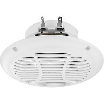 Monacor SPE-110P/WS Outdoor speaker 15 W IP65 White 1 pc(s)