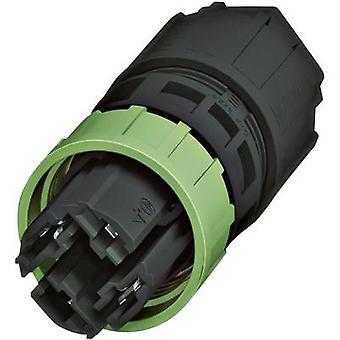 Phoenix kontakt 1582202 QPD P 3PE2, 5 6-10 BK QUICKON Plug-in kontakt-serien