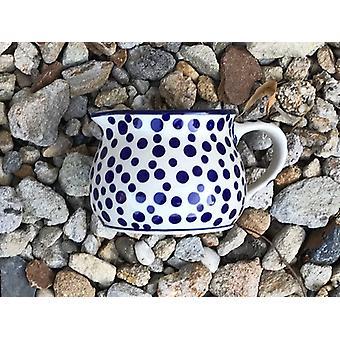 Mug, 0.5 l, ↑9 cm, crazy dots, BSN A-0272