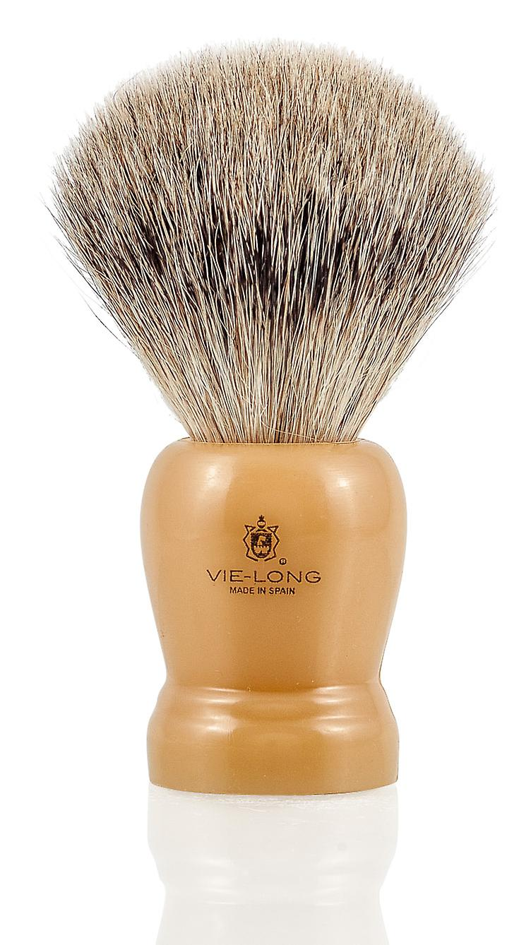 Vie-Long 16254 Grey Badger Shaving Brush