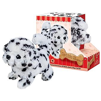 Battery Operated Plush Dottie the Dalmation