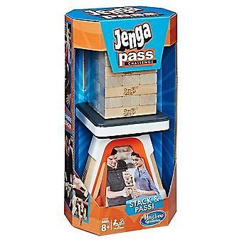Hasbro Gaming - Jenga Pass haaste