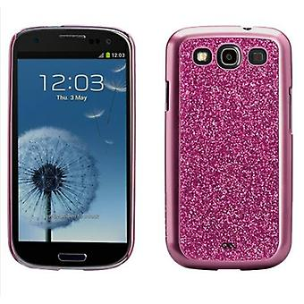 Case-Mate Barely There Glam Case for Samsung Galaxy S3 ( Pink)