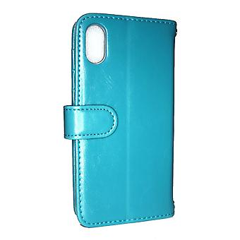 TOP iPhone X/Xs wallet case with ID pocket Wallet Case/Cover