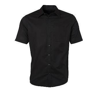 James og Nicholson Mens Shortsleeve Oxford skjorte