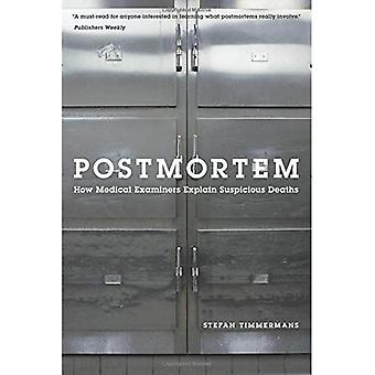 Postmortem: How Medical Examiners Explain Suspicious Deaths (Fieldwork Encounters and Discoveries)