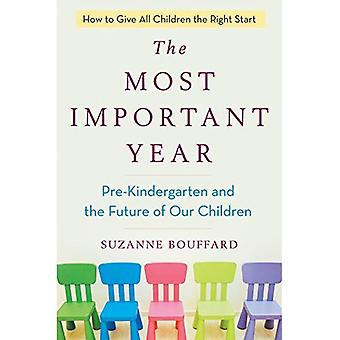 The Most Important Year:�Pre-Kindergarten and the�Future of Our Children