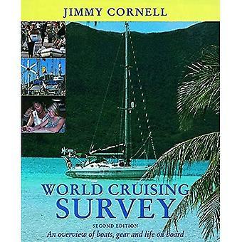 Pesquisa cruzeiro do mundo: Uma visão geral de barcos, artes e vida a bordo