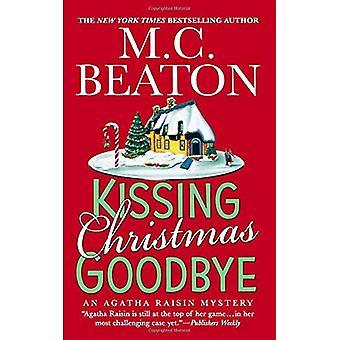 Beijos de adeus de Natal