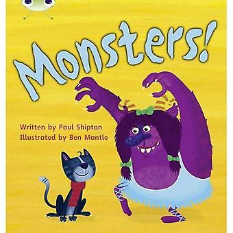Phonics bugg: monster! Fas 4
