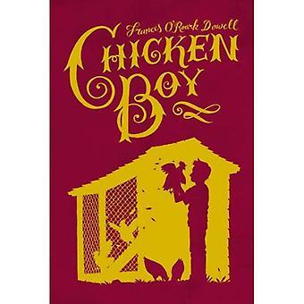 Garoto galinha