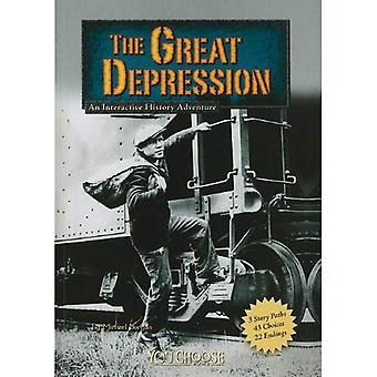 De grote depressie: Een interactieve geschiedenis avontuur