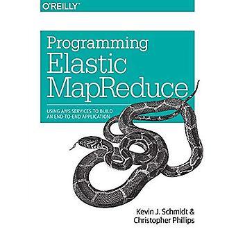 Ohjelmointi elastinen MapReduce: Palvelun AWS rakentaa päästä päähän-sovellus