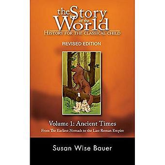 Historien om verden: historie for klassisk barnet: antikken v. 1 (historien om verden: historie for klassisk barnet)