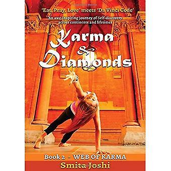 Karma y diamantes - Web del Karma: Libro 2 (Karma y diamantes)