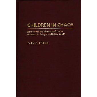 Niños en el caos como Israel y Estados Unidos intentan integrar jóvenes de riesgo por Frank & Ivan Cecil
