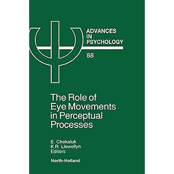 Advances in Psychology V88 by Chekaluk & Eugene