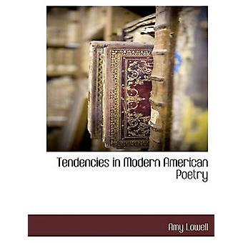 Tendenze nella poesia americana moderna di Lowell & Amy
