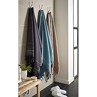 Hammam Terry Towel 100% Cotton 100x180cm.