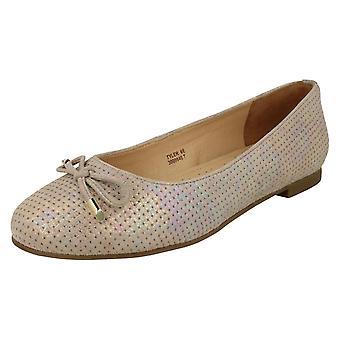 Mesdames Van Dal Bow détaillée Tyler chaussures