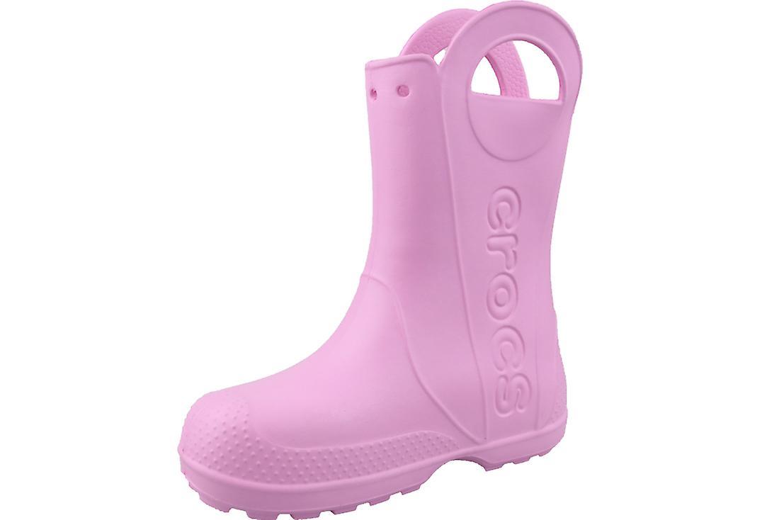 Crocs håndtere det regn Boot barn 12803 6I2 barn gummi støvler
