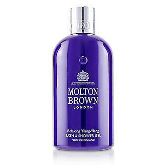مولتون براون الاسترخاء يلانج يلانج باث & هلام الاستحمام - 300 مل/10 أوقية
