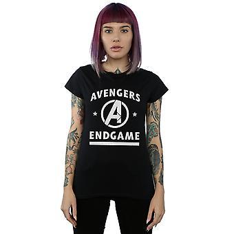 Marvel Women's Avengers Endgame Varsity T-shirt