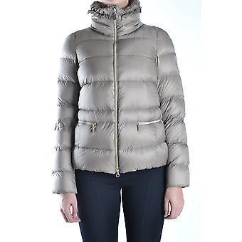 Geospirit Ezbc203007 Women's Beige Nylon Outerwear Jacket